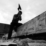 Romain Poulet Charpentier Taille de charpente traditionnelle